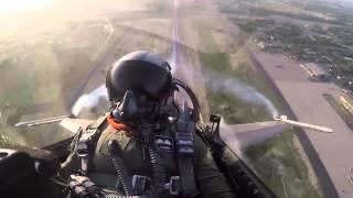 Pakistan Air Force F16 GoPro Display