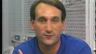 Mike Krzyzewski - Duke's Motion Offense (1989)