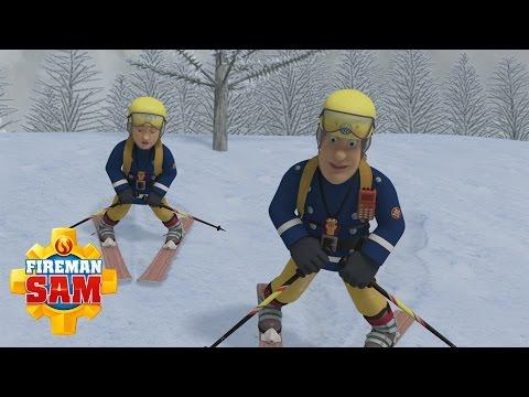 Snowed Out Movie Fireman Sam US