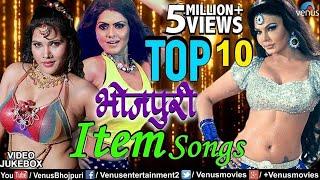Top 10 भोजपुरी सुपरहिट Item Video Songs - New Bhojpuri Movie Hit Songs (2018) - Video Jukebox