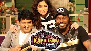 Chris Gayle | Mika Singh | Kanika Kapoor at The Kapil Sharma Show | 29th May 2016 Episode