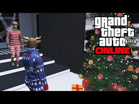 GTA V ONLINE [39]: Cata și Pink se bucură de Zăpadă!