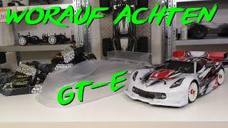 1/8 GT-E | Worauf Sollte Ich Achten? Teil 1 | HD+ | German