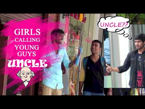 BC : Girls Calling Young Guys Uncle Prank