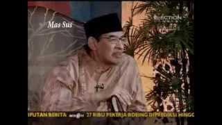 1429H Surat #4 An Nisaa Ayat 25-26 - Tafsir Al Mishbah MetroTV 2008