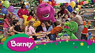 Barney - Full Episode Compilation - The Magic Words & Wind and the Sun (ALMOST AN HOUR)