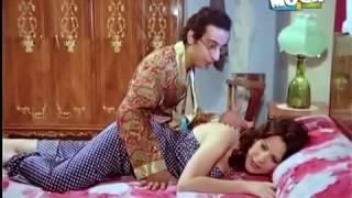 دلال عبد العزيز بقميص النوم