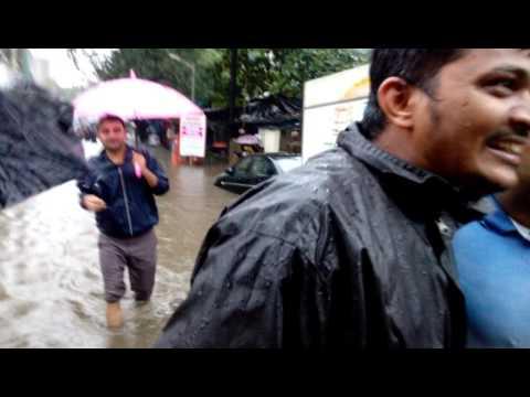 Dahisar flood...