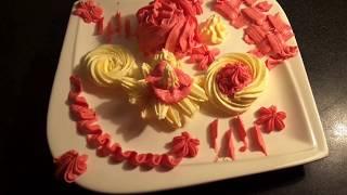 کریم کیک 😍❤ krem kek afghan   Cream for cake