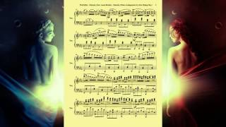 [Sheet Music - Hard Version] TheFatRat - Monody (feat. Laura Brehm) - Piano Cover by Kim Hoàng Huy
