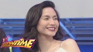 It's Showtime: Mariel talks about her future baby