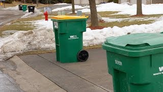 New Improvement to Recycling Bins