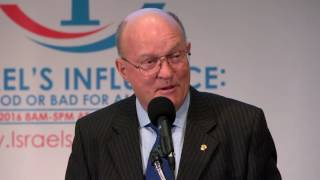 """Israeli influence on U.S. foreign policy"" Col. Lawrence Wilkerson"