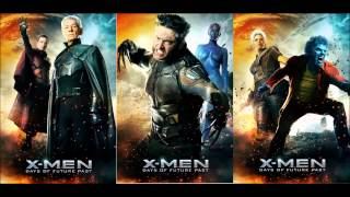 Xmen Days of Future Past Soundtrack OST 01 Main Titles