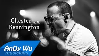 Chester Bennington Tribute | LINKIN PARK Medley: In The End/Heavy/Numb/New Divide