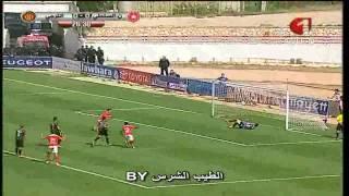 اهداف مباراة الترجي (1)-(1) النجم الساحلي - الدورى التونسي || 23 -4-2015||