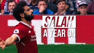 Salah: A Year On   Mo Salah's Extraordinary Debut Season