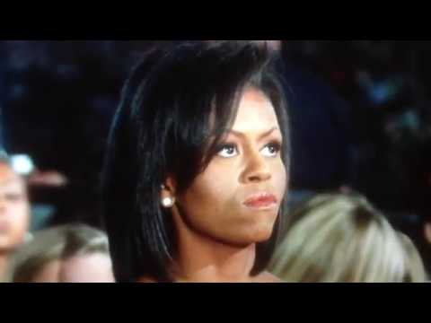 Angry Michelle Obama Body Language Tells she said America has NO HOPE