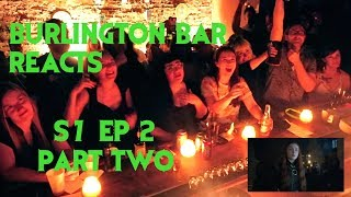 GAME OF THRONES Reactions at Burlington Bar /// S7 Episode 2 Part 2 \\\