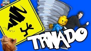 SURVIVING A TORNADO!!!?!?! Gmod