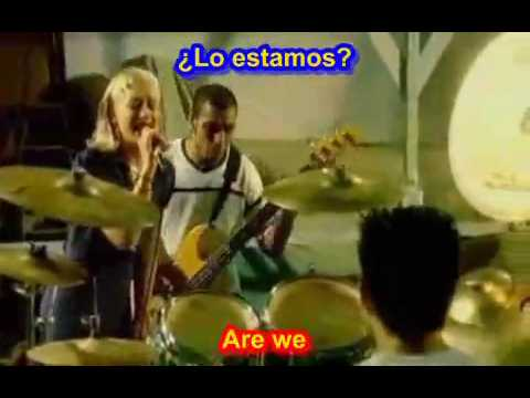 No Doubt - Don't speak ( SUTITULADO ESPAÑOL INGLES )