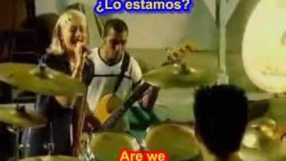 No Doubt - Don't speak ( SUTITULADO ESPAÑOL INGLES )