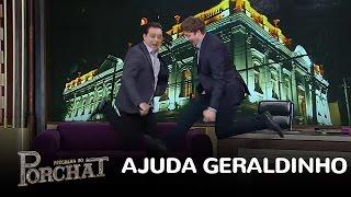 Geraldo Luís detona Geisy Arruda