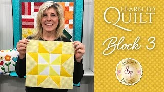 Learn to Quilt  Part 4 | a Shabby Fabrics Quilting Tutorial
