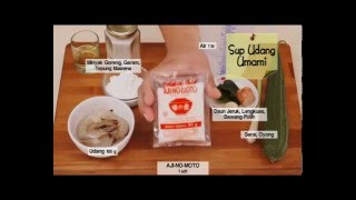 Dapur Umami - Sup Udang Umami