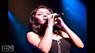 Sunidhi Chauhan-Rakesh Maini Sing Disco Deewane At Channel V Indiafest in Goa