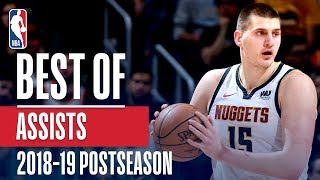 Western Conference's Best Assists   2019 NBA Playoffs   State Farm