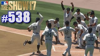 4,000 CAREER HITS! | MLB The Show 17 | Road to the Show #538