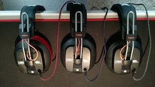 Z Review - FOSTEX T50RP -- T40RP -- T20RP