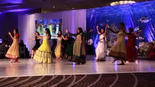 Amisha and Sunny's Reception Dance