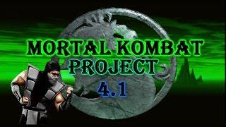M.U.G.E.N Mortal Kombat Project 4.1 (New Update) - Human Smoke (Ladder)