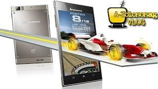 LENOVO K900 androidos négymagos 2 GB RAM csúcsmobil!