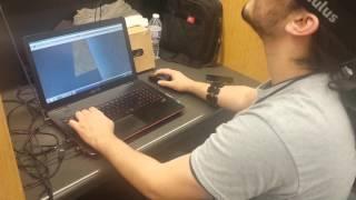 Maize Runner (Oculus and Myo)