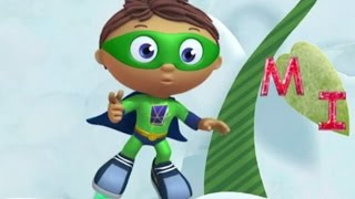 Super Why Full Compilation 4 HOURS | Episodes 1-10 | NEW HD