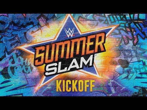 WWE SummerSlam Kickoff: Aug. 20, 2017
