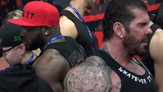Rich Piana & Mac Trucc Before The Falling Out