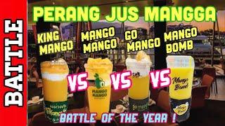KING MANGO VS MANGO BOMB VS GO MANGO VS MANGO MANGO -- BATTLE JUS MANGGA JAKARTA