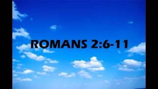 Romans 2:6-11