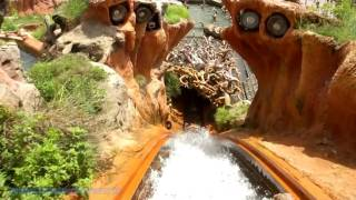 Splash Mountain On-ride Front (Complete HD Experience) Magic Kingdom WDW