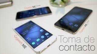 Gigaset Me, primeras impresiones de los tres smartphones Android