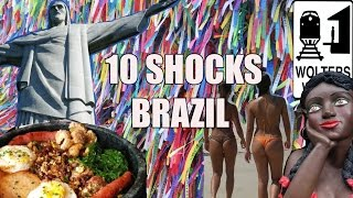 Visit Brazil - 10 Things That Will SHOCK You About Brazil