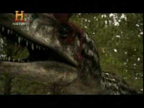 Mundo Jurásico Cazador Cazado Pate 6 de 7