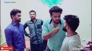 Kalyanaraman reloaded   Oru Kidilam Dubmash video