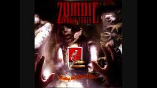 Zombie Ghost Train - Dealing the Death Card (Full Album)