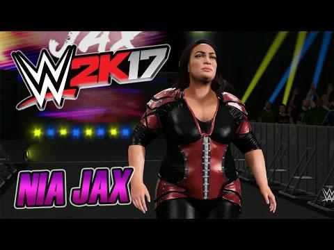 Xxx Mp4 WWE 2K17 Nia Jax Gameplay NXT Enhancement Pack 3gp Sex