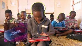 Malawi teaches UK children a lesson - BBC Click